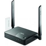 Keenetic 4G III  Zyxel Интернет-центр для подключения к сетям 3G/4G через USB-модем, с точкой доступа Wi-Fi 802.11n 300 Мбит/с и коммутатором Ethernet