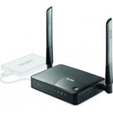 Keenetic Omni II Zyxel Интернет-центр для выделенной линии Ethernet, с точкой доступа Wi-Fi 802.11n 300 Мбит/с, коммутатором Ethernet и многофункциональным хостом USB