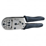"""213088 HAUPA Обжимной инструмент HUPcompact """"HC02"""" для втулочных наконечников"""