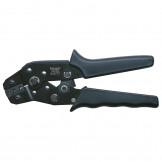 210777 Haupa Обжимной инструмент для плоских разъемов без покрытия 0,5-1,5