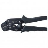 210778 Haupa Обжимной инструмент для неизолированных сжимающих кабельных наконечников 0,25