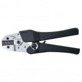 210762 Haupa Обжимной инструмент для неизолированных кабельных наконечников из латуни*