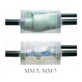 MM 5, MM 7, BAV-C7 TE-Connectivity Ответвительные муфты с наполнителем Guroflex для кабелей сечением 35-240 мм2