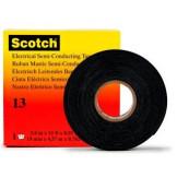Scotch™ 13 3M Полупроводящая самослипающаяся резиновая изоляционная лента