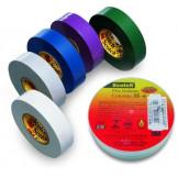 Scotch™ 35 3M Поливинилхлоридная цветная изоляционная лента