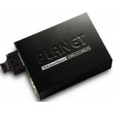 FT-80x серия Planet Неуправляемые Fast Ethernet медиаконвертеры