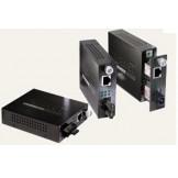 GST-70x серия Planet Управляемый Gigabit Ethernet медиаконвертер