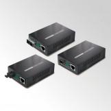GT-90x серия Planet Управляемые Gigabit Ethernet медиаконвертеры
