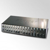 MC-1600MR Planet Управляемое медиаконвертерное шасси на 16 устройств