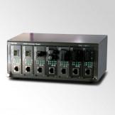 MC-700 Planet Неуправляемое 7-слотовое медиаконвертерное шасси