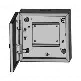 ШРН-1М-2/50 Шкаф распределительный настенный средней емкости на 50 пар