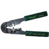 210865 HAUPA Обжимные клещи для штекеров 4P 6Р/RJ12,RJ11,6Р2С